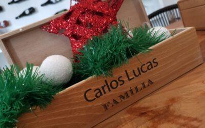 Christmas Menu – Luna Diamante